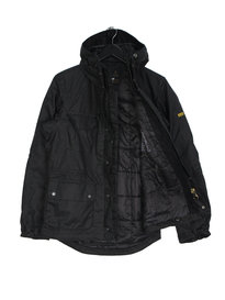 Barbour Delta Wax Jacket Black