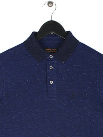 Barbour Derwent Short Sleeve Polo Navy