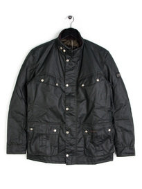 Barbour Duke Wax Jacket Sage