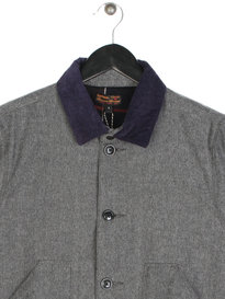 Barbour Earmont Overshirt Grey