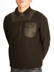 Barbour Fairmond Fleece Green