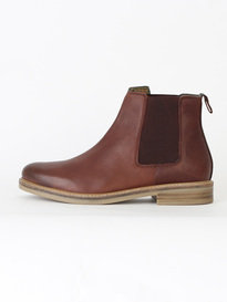 BARBOUR FARSLEY BOOT  BROWN