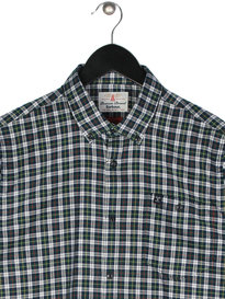 Barbour Fletcher Shirt Green
