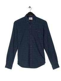 Barbour Fletcher Shirt Navy