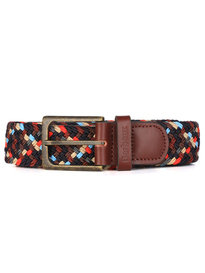 Barbour Ford Belt Multi Navy
