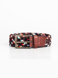 Barbour Ford Belt Navy