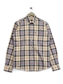 Barbour Herbert Shirt Sand