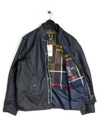 Barbour Heritage Ash Jacket Navy