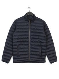 BARBOUR HERITAGE TEMPLAND QUILTED JACKET NAVY