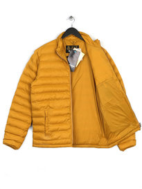 BARBOUR HERITAGE TEMPLAND QUILTED JACKET YELLOW