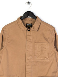 Barbour International Anderson Overshirt Stone