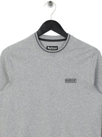 Barbour International Apex T-Shirt Grey