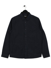 Barbour International Camber Overshirt Navy