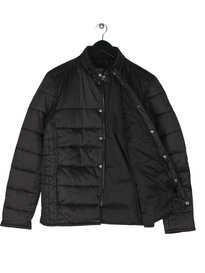 Barbour International Cusp Quilt Jacket Black