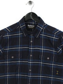 Barbour International Dash Shirt Black
