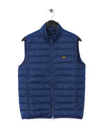 Barbour International Impeller Quilt Gilet Blue