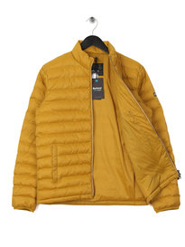 Barbour International Impeller Quilt Jacket Yellow