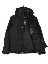 Barbour International Kevlar Wax Jacket Black