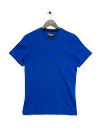 Barbour International Small Logo T-Shirt Blue