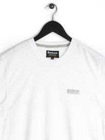 Barbour International Small Logo T-Shirt White