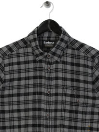 Barbour International Tuner Shirt Grey