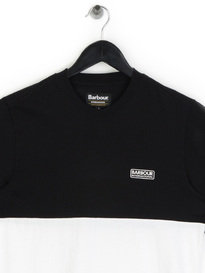 Barbour International Valance T-Shirt Black