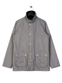 Barbour Japan SL Washed Bedale Grey