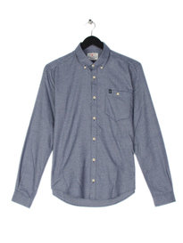 Barbour Jenson Shirt Navy
