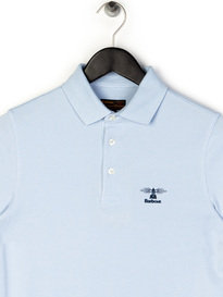 Barbour Joshua Polo Shirt Blue