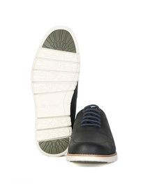 Barbour Kingsley Shoes Navy