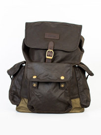 Barbour Large Wax Bag Olive