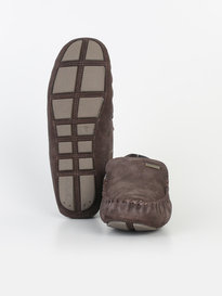 Barbour Monty Slipper Brown
