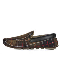 Barbour Monty Slipper Tartan Classic