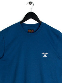 Barbour Standards T-Shirt Blue
