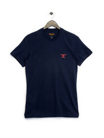 Barbour Standards T-Shirt Navy