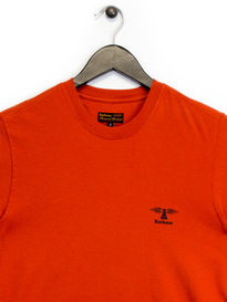 Barbour Standards T-Shirt Orange