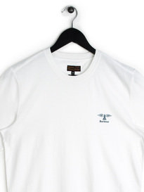 Barbour Standards T-Shirt White
