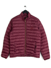 Barbour Templand Quilted Jacket Bordeaux