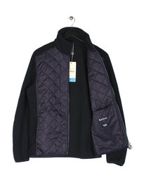 Barbour Trefoil Fleece Navy