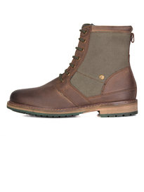 Barbour Whitburn Boot Brown
