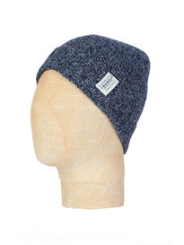 Barbour Whitfield Beanie Navy