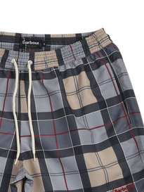 Brabour Tartan Lomond Short Brown