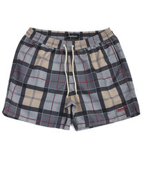 Barbour Tartan Lomond Short Brown