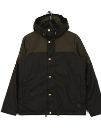Barbour Beacon Aira Wax Jacket Brown