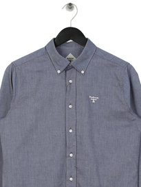Barbour Beacon Bere Shirt Denim Blue