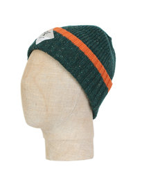 Barbour Beacon Birkhouse Knitted Beanie Olive Green