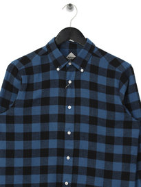 Barbour Beacon Creech Shirt Blue