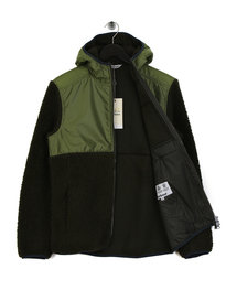 Barbour Beacon Eldon Fleece Green