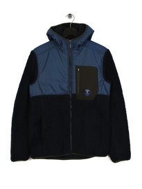 Barbour Beacon Eldon Fleece Navy