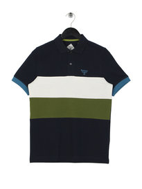 Barbour Beacon Hale Polo Shirt Navy